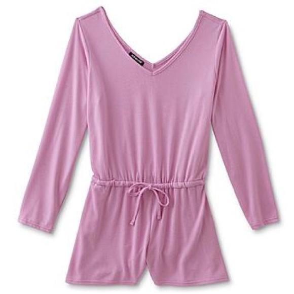 fa301a4e8448 Women s Joe Boxer Pajama Romper - Pink